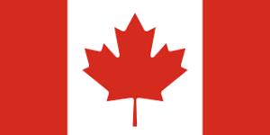 Marathon Batteries Canada Flag
